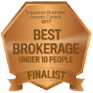 Best brokerage award for Kase Insurance