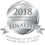 Insurance business canada awards 2018